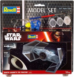 Model do sklejania REVELL Darth Vader's TIE Fighter Star Wars