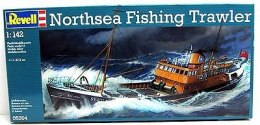Model do sklejania REVELL Northsea Fishing Trawler