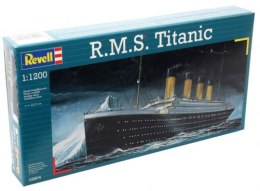 Model do sklejania REVELL R.M.S. Titanic 1:1200