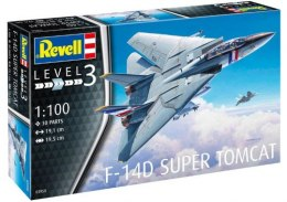 Model do sklejania Revell F-14D Super Tomcat
