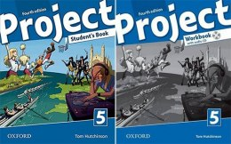 Project 5 (4th) KOMPLET + CD OXFORD