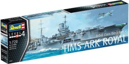 Model do sklejania Revell HMS Ark Royal & Tribal Class Destroyer