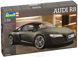 Model do sklejania Revell Audi R8 Black