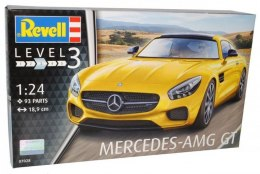 Model do sklejania REVELL Mercedes AMG GT