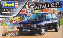 Model do sklejania Revell 35 Years of the VW Golf GTI Pirelli