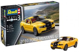 Model do sklejania Revell Ford Mustang GT 2010
