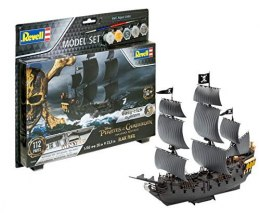 Model do składania Revell Black Pearl Piraci z Karaibów