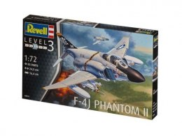 Model do sklejania REVELL F-4J Phantom II