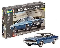 Model do sklejania Revell Dodge Charger R/T 1968