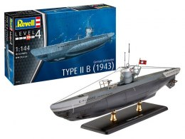 Model do sklejania Revell German Submarine Type IIB 1943