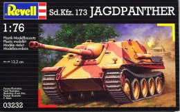Model do sklejania Revell Sd.Kfz. 173 JAGDPANTHER
