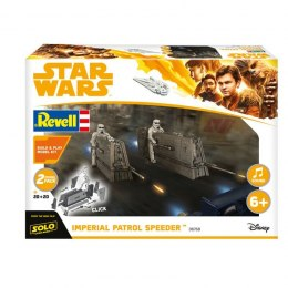 Model do składania Revell Imperial Patrol Speeder