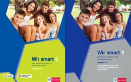 Wir smart 5 KOMPLET + CD LEKTORKLETT 2020