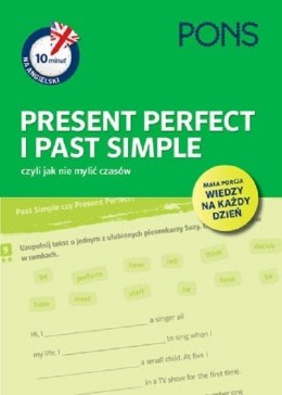 10 minut na ang. Present Perfect i Past Simple