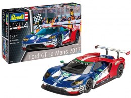 Model do sklejania Revell Ford GT Le Mans 2017