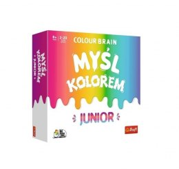 Myśl kolorem Colour Brain Junior TREFL