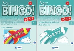 New Bingo 1 Plus KOMPLET + CD PWN 2020