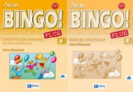 New Bingo 2 Plus KOMPLET + CD PWN 2020