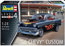 Model do sklejania Revell Chevy Customs 56
