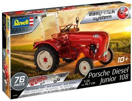 Model do składania Revell Porsche Diesel Junior 108