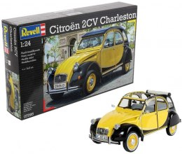 Model do sklejania Revell Citroen 2CV CHARLESTON
