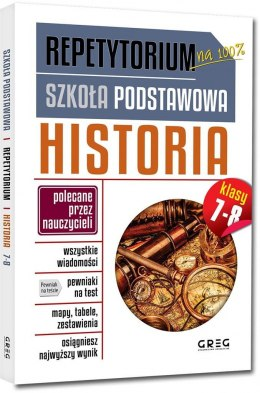 Repetytorium SP Historia kl.7-8 GREG