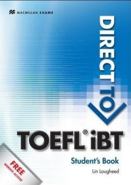 Direct to TOEFL iBT SB + key