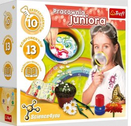 Science 4 You - Pracownia Juniora TREFL