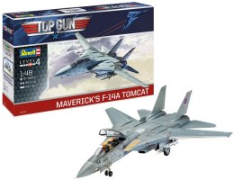 Model do sklejani Revell F-14A Tomcat Top Gun Maverick's
