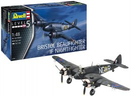 Model do sklejania Revell Bristol Beaufighter IF Nightfighter