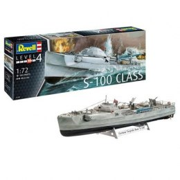Model do sklejania Revell 05162 German Fast Attack Craft S-100 Class